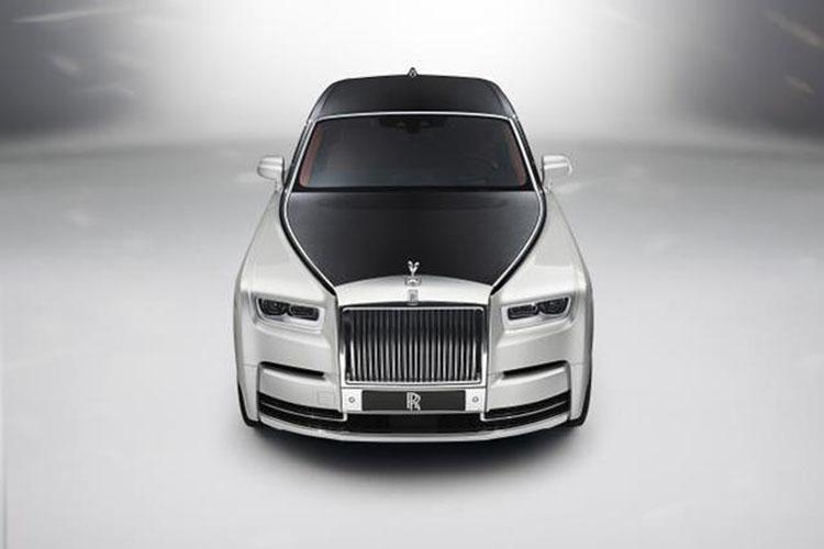 它如此庞大 竟是世上最豪华最安静的汽车