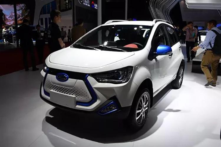 江淮iEV7E明年上半年上市 纯电动SUV