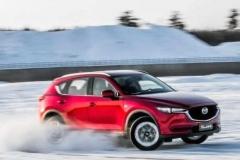 从容不迫的冰上舞蹈 冰雪试驾第二代Mazda CX-5