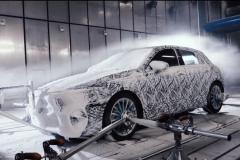 新款奔驰A级冬季测试谍照 将亮相日内瓦