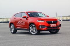 不输合资豪华SUV 车镜试驾VV5/VV7