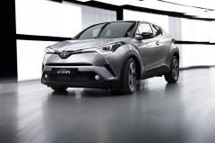 丰田C-HR年内国产 瞄准小型SUV市场