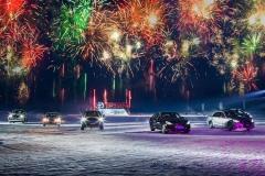 视频:一汽丰田全系冰雪试驾 冰封湖面见锋芒