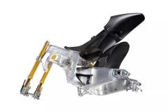 高清大图:MOTO2赛车车架诞生的奇妙之旅