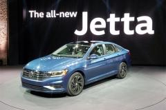 2018北美车展:大众全新Jetta正式发布