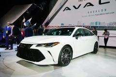 新车图解:丰田Avalon 未来将国产