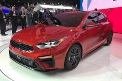 2018北美车展:起亚全新Forte正式发布
