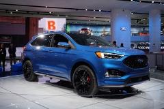 2018北美车展:福特新款锐界发布