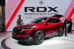 新车图解:新一代讴歌RDX 全面升级值得期待