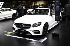 2018北美车展:梅赛德斯-AMG E 53发布