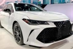 一汽丰田全新B级车发布 颜值堪比雷克萨斯
