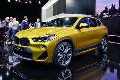 2018北美车展:宝马X2量产版正式发布