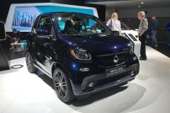 2018北美车展:smart fortwo特别版首发