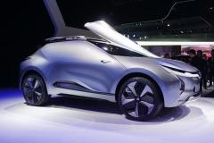 2018北美车展:广汽传祺Enverge概念车