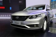 骏派A50将于1月底预售 搭1.5L动力