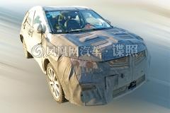 吉利全新紧凑级SUV谍照 配电子换挡杆