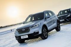 2018汉腾汽车冰雪安全体验营 更多注重安全