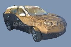 奇瑞瑞虎全新SUV曝光 第三季度上市