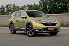 2017年度盛典年度SUV:东风Honda全新一代CR-V