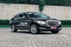 2017中国汽车盛典年度最受网友关注奖:新红旗H7