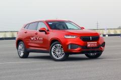 2017中国汽车年度盛典年度自主SUV:WEY VV7