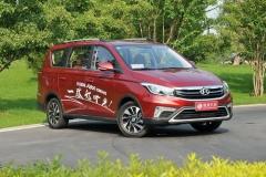 2017中国汽车盛典年度MPV:长安欧尚A800
