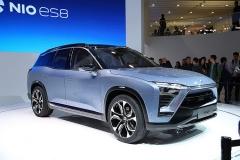 2017中国汽车盛典年度新能源车型:蔚来ES8