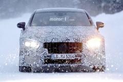 梅赛德斯-AMG GT四门版最新谍照 3月份亮相