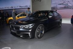 2017中国汽车年度盛典年度豪华车:BMW M760Li