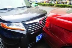 怎么判断车头与前车距离 老司机开讲