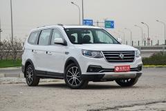 东风风行SX6新增车型上市 售8.29万