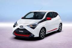 Toyota将于日内瓦车展发布2019款Aygo