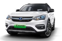 比亚迪宋EV400正式上市 售26.415万元起