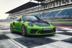 新款保时捷911 GT3 RS和911 GT2 RS国内预售