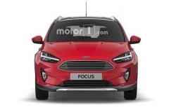 福特全新福克斯细节曝光 车身加长50毫米