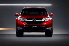 欧版全新本田CR-V官图 日内瓦车展亮相