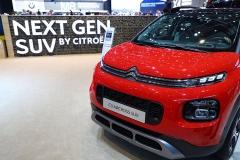 雪铁龙新SUV将引入国内 北京车展亮相