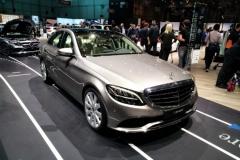 2018日内瓦车展:新款奔驰C级正式发布