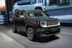 2018日内瓦车展:2018款Jeep自由侠发布