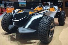 2018日内瓦车展:现代KITE纯电动概念车