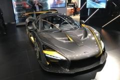 2018日内瓦车展:迈凯伦Senna碳纤维版