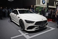 2018日内瓦车展:AMG GT4四门Coupe发布