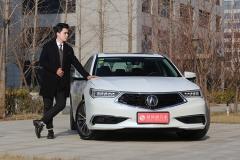 广汽Acura全新TLX-L 让我青睐的新锐伙伴