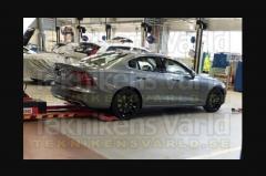 全新沃尔沃S60实车图片曝光 二季度投产