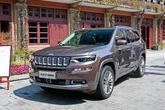 新车图解:全新Jeep大指挥官 陆地商务舱