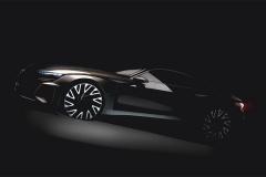 奥迪e-tron GT预告图曝光 或2020年投产