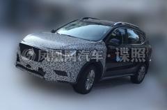 名爵全新紧凑型SUV首曝 年轻版荣威RX5