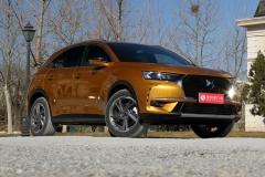 2018北京车展:国产DS 7上市售20.89万起