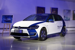 大众e-Golf上市 德国进口续航255公里