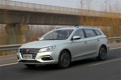 纯电动旅行车荣威Ei5上市 补贴后13.38万起